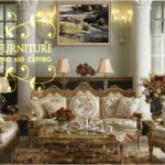 Set Kursi Sofa Ruang Tamu Royal China