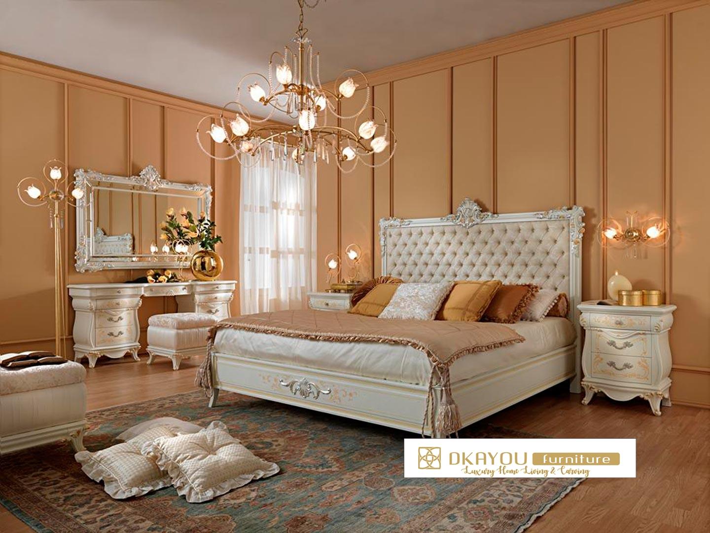Set R Tidur Mewah Klasik Tempat Modern