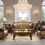Set Kursi Sofa Tamu Jati Jepara Terbaru