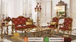 kursi sofa mewah klasik baroque