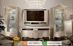 desain bufet tv terbaru