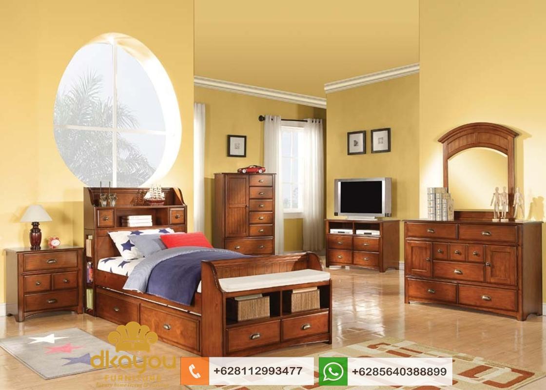 model kamar anak minimalis terbaru