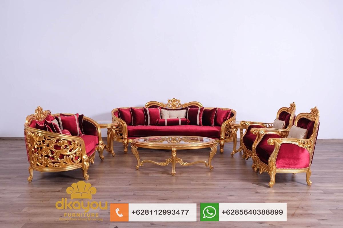 sofa mewah terbaru