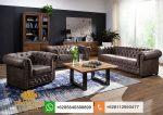 sofa tamu modern terbaru chesterfield