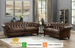 sofa kulit chesterfield