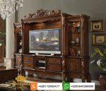 set bufet tv klasik mewah terbaru