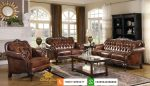 sofa vip kulit asli